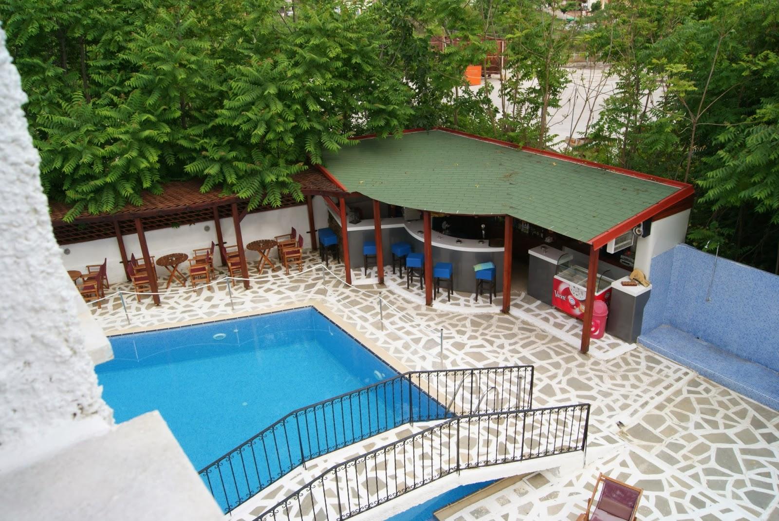 Thassos, Limenaria, Grecja