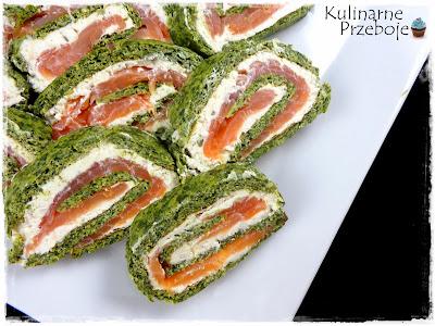 http://kulinarneprzeboje.blogspot.com/2013/11/rolada-szpinakowa-z-ososiem.html