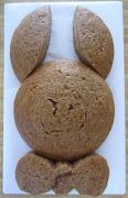 Celebrate Easter: Funny Bunny Cake