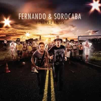 Download Cd Fernando e Sorocaba Homens e Anjos 2013