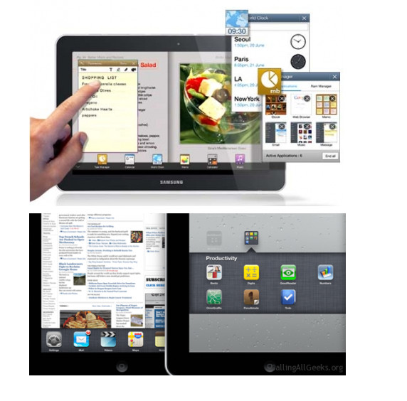 iPad 2 VS Galaxy Tab 10.1 Full Review
