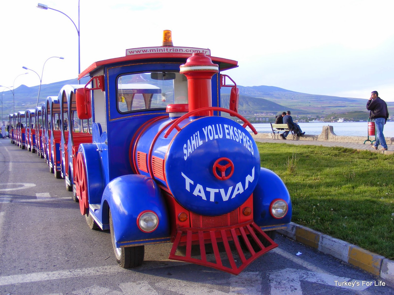 Tatvan Train, Van, East Turkey