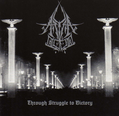 Aryan Blood - Through Struggle To Victory [Compilation] (2010)