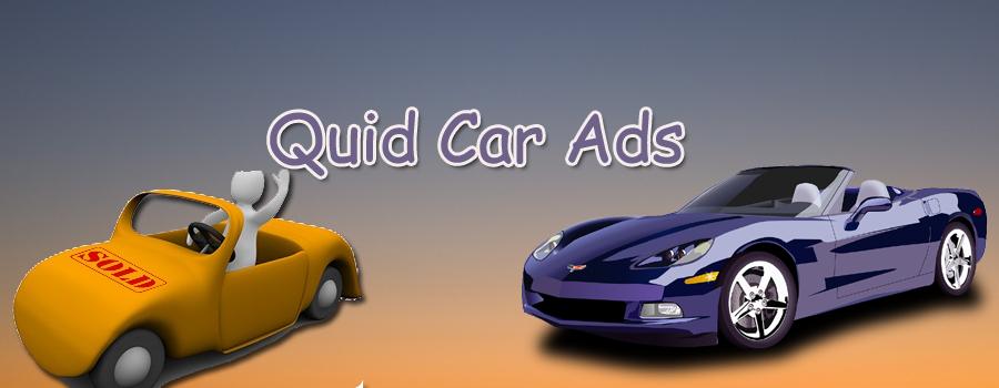 Quid Car Ads
