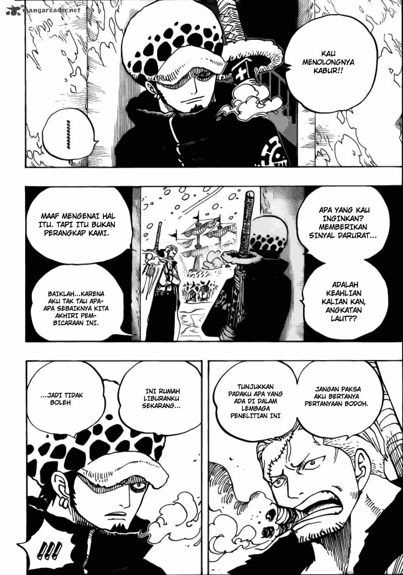 one piece Online 660 manga page 10