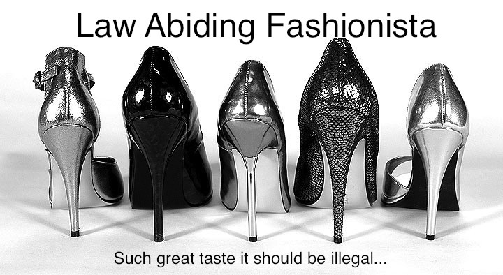 Law Abiding Fashionista