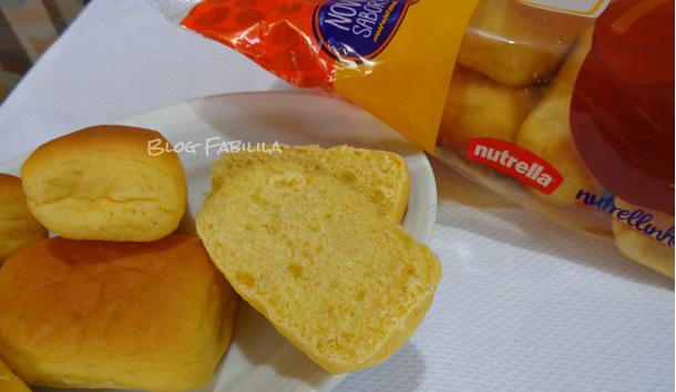 Nutrellinhas Cenoura com Mandioquinha.