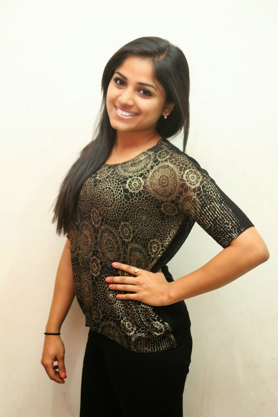 Rehana at Chakkiligintha Movie Audio Event Sizzling Photos