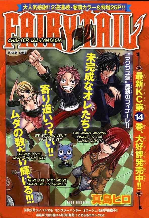 TruyenHay.Com - Ảnh 1 - Fairy Tail Chap 128