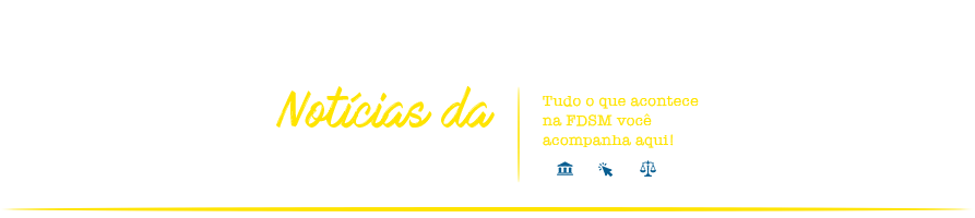 Notícias da FDSM