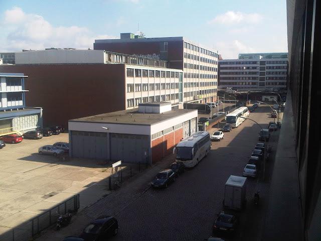 Hamburg - Wandalenweg - Hammerbrook - Eichamt Bild 2
