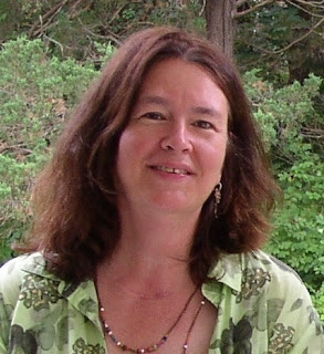 Author Catherine Stine