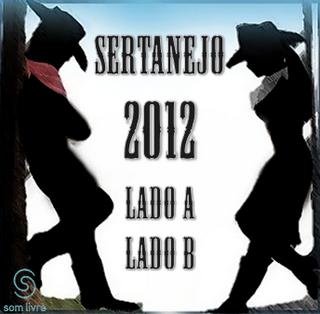 CD Sertanejo 2012 Lado A, Lado B