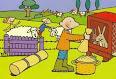 Thema: de kinderboerderij