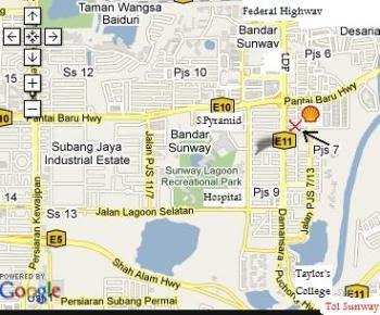 KerisPermata @ PJS7 Bandar Sunway, Selangor, MALAYSIA