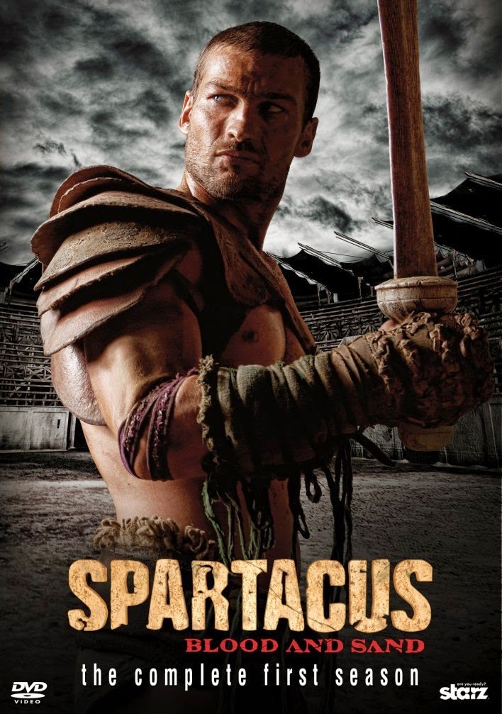Spartacus: Blood And Sand – Todas as Temporadas Dublado / Legendado (2010)