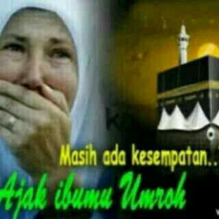 Bawa Emak Umroh Haji