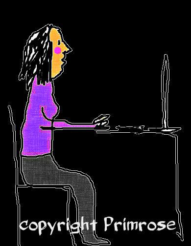 Jag bloggar om vardagshumor, ser det roliga i det lilla, allt jag skriver om är självupplevt.