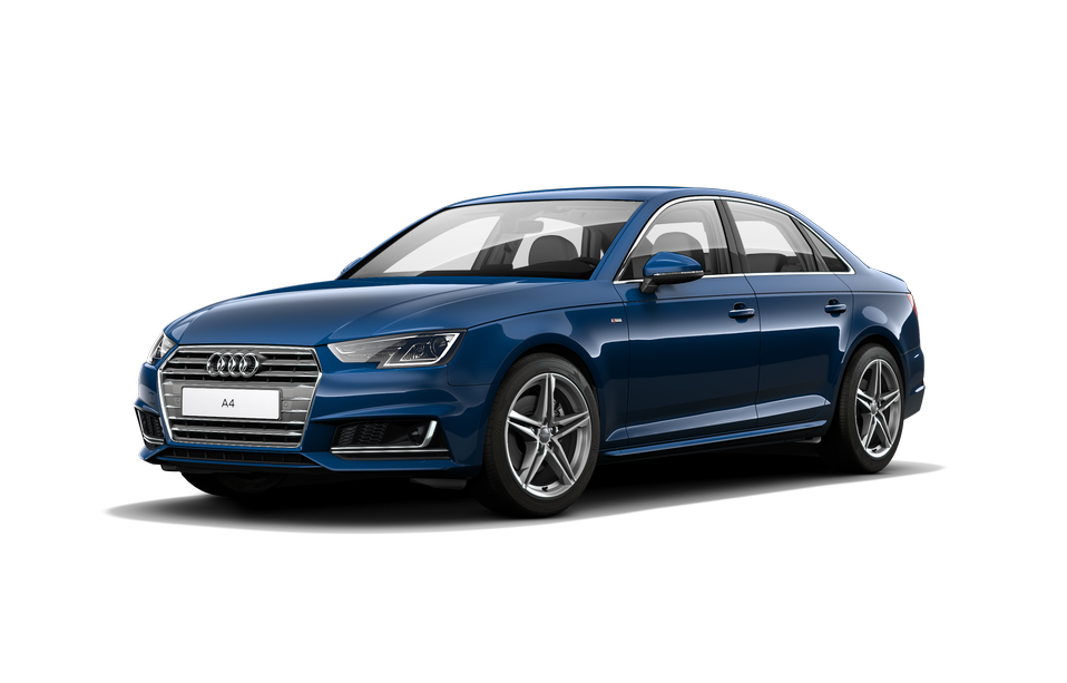 Audi A4 V 2018 Couleurs Colors