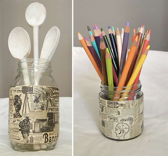 mason jar containers