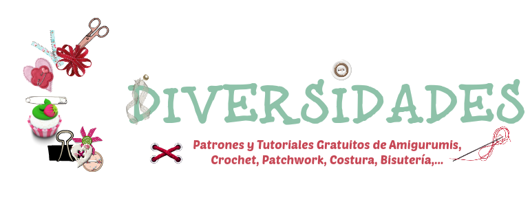 Diversidades: patrones gratis de crochet, amigurumi y manualidades