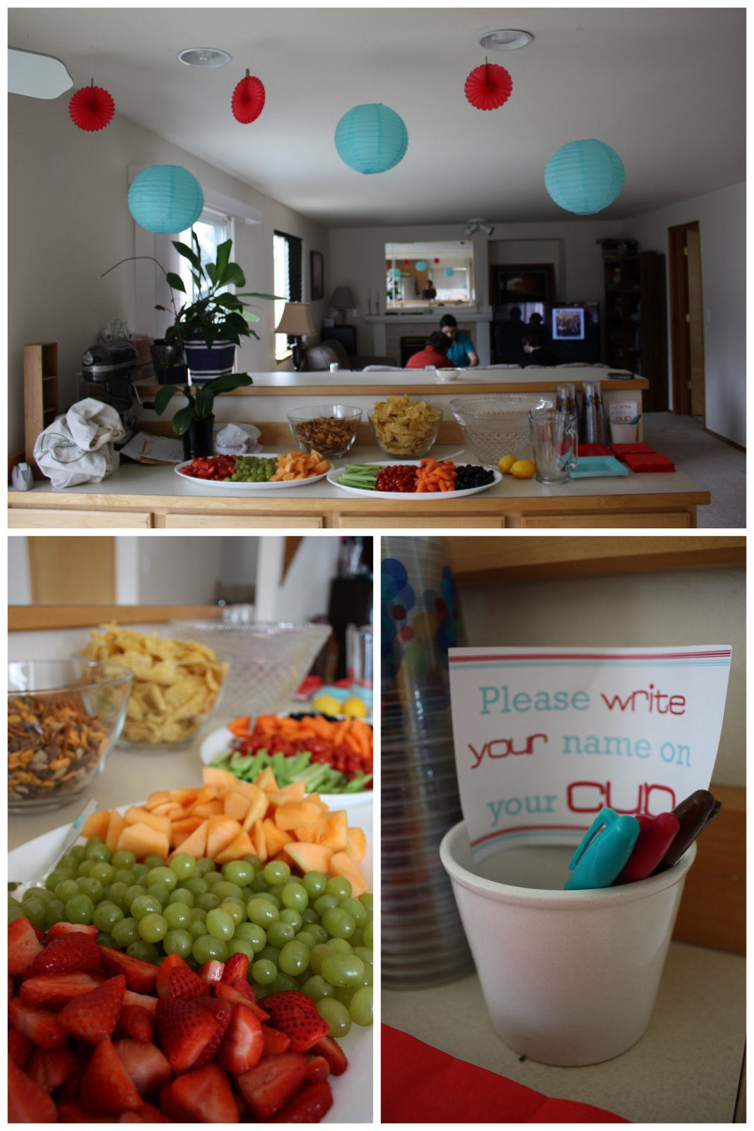 Bragger Blogger Becca S Gender Reveal Party Valentines Day And Of