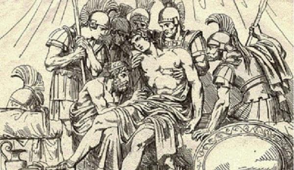 Oι 3 τελευταίες επιθυμίες του Μεγάλου Αλεξάνδρου πριν ξεψυχήσει! Διαβάστε και ανατριχιάστε...