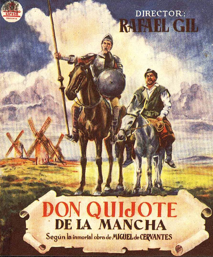 don quixote de la mancha Don quixote de la mancha is the story of a valiant crazy knight and his friend sancho the masterpiece of the spanish literature by cervantes, and one of the great.
