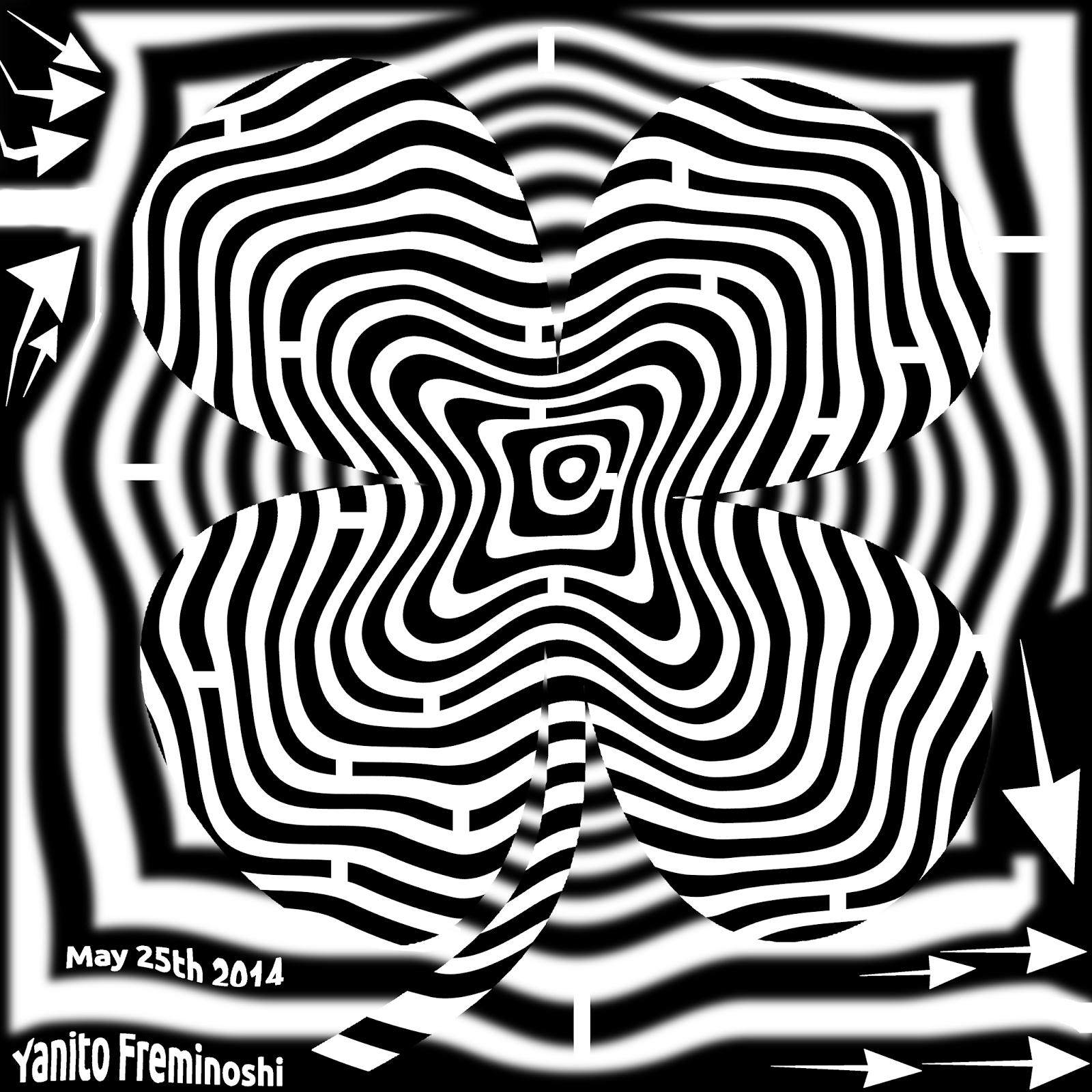 maze of shamrock
