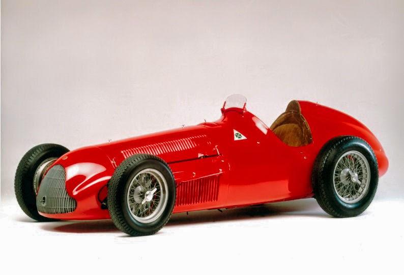 """1951 - Gran Premio Tipo 159 """"Alfetta"""""""