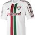 Adidas apresenta nova camisa reserva do Fluminense