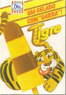 ... do Gelado Tigre da Olá