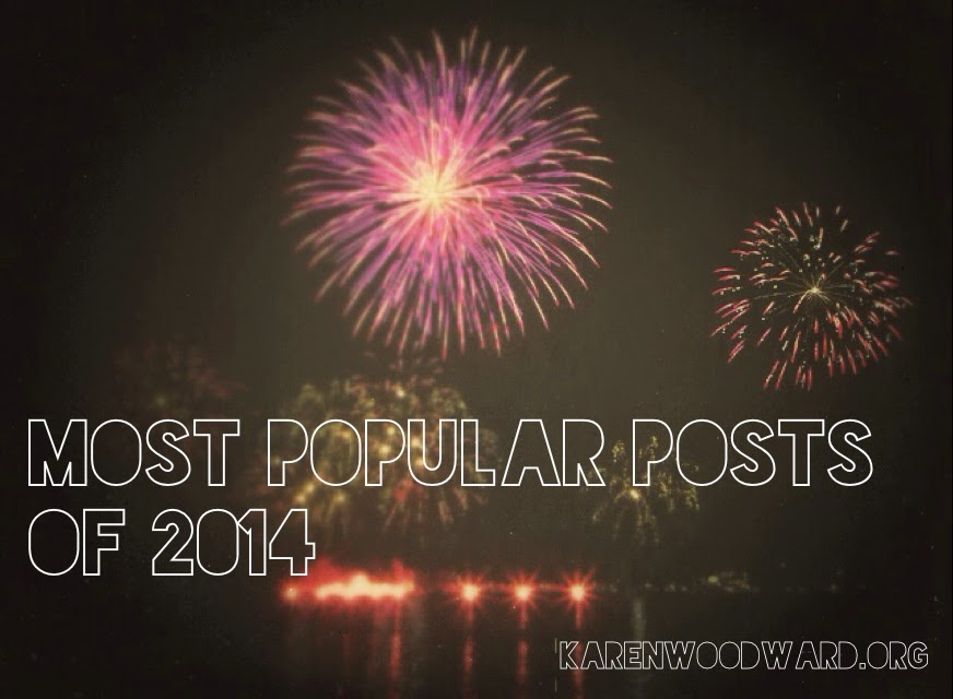 10 Most Popular Posts of 2014