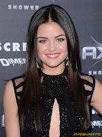 Lucy Hale Premiere 'Scream 4' at Grauman's Chinese Theatre
