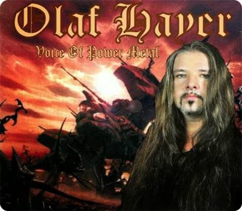 Olaf Hayer Voice of Power Metal Descargar