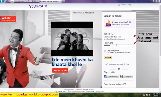how to delete yahoo accouhnt