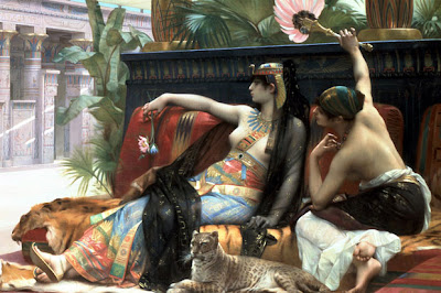 Tahukan Anda, Ratu Mesir Cleopatra Bukanlah Orang Mesir