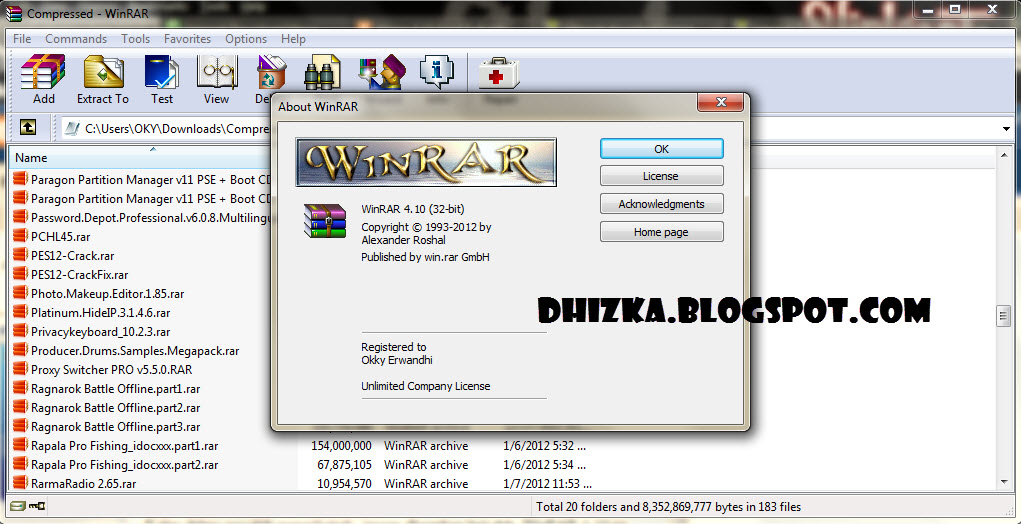 Be and trik and rasa for buat 4. Crack 10 winrar classf 2012. Patch 01 bes