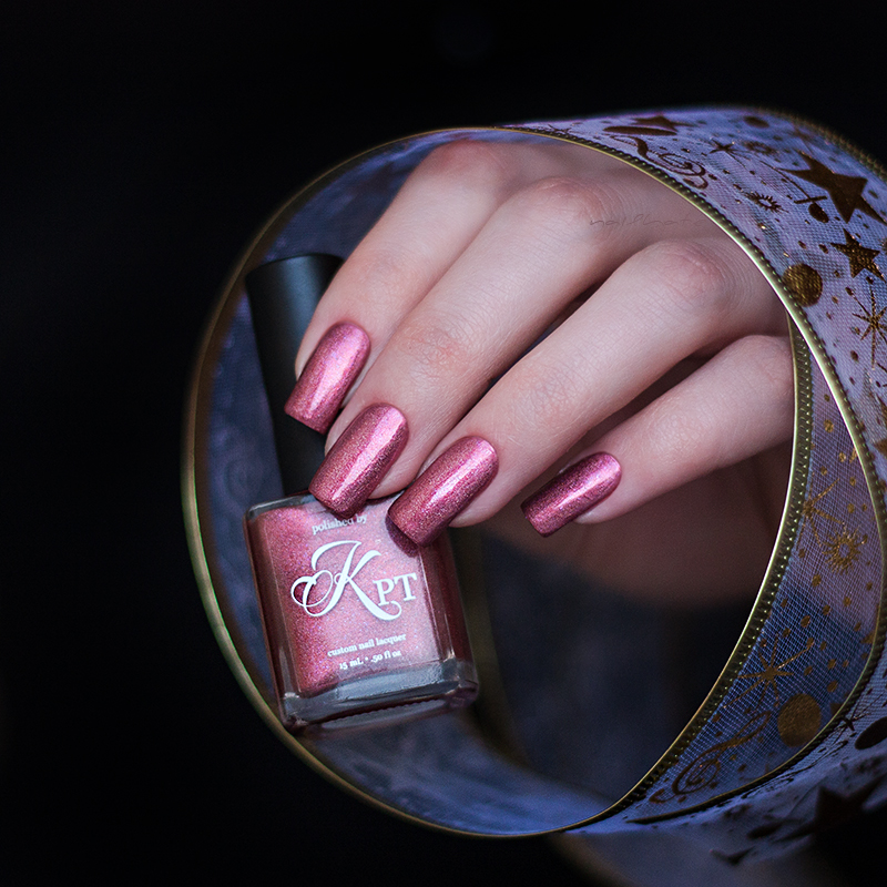 """""""Polished by KPT"""" Collection """"Paris&Me"""" """"Rouge-Lette in Love"""""""
