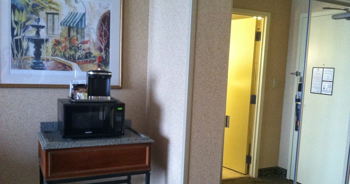Hilton Hhonors Gold Free Room Upgrade