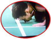 London2012 Olympic Games,TAHNIAH DATUK LEE CHONG WAH, China,Chen L tumpas 3 Ogos2012 Malaysia BOLEH