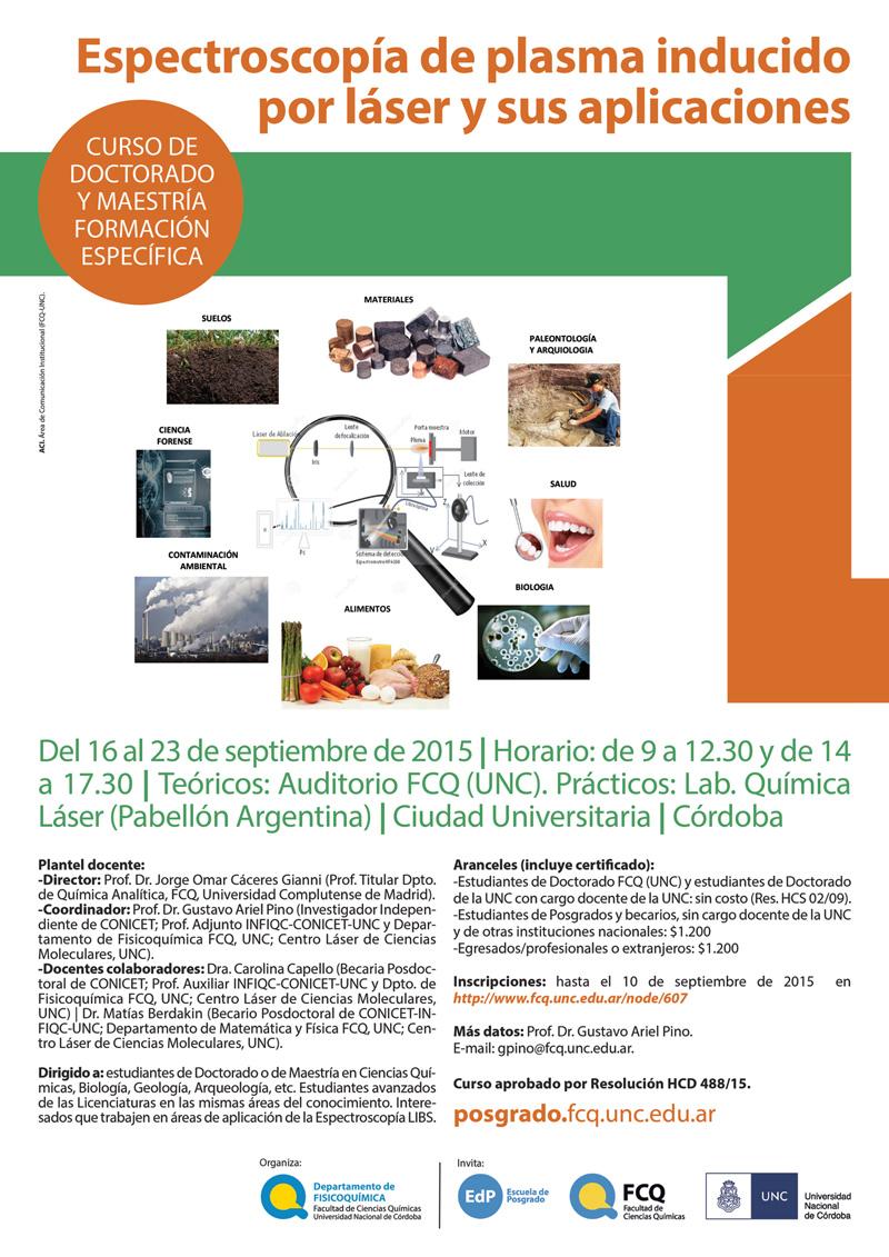 Facultad de Agronomía y Agroindustrias: julio 2015