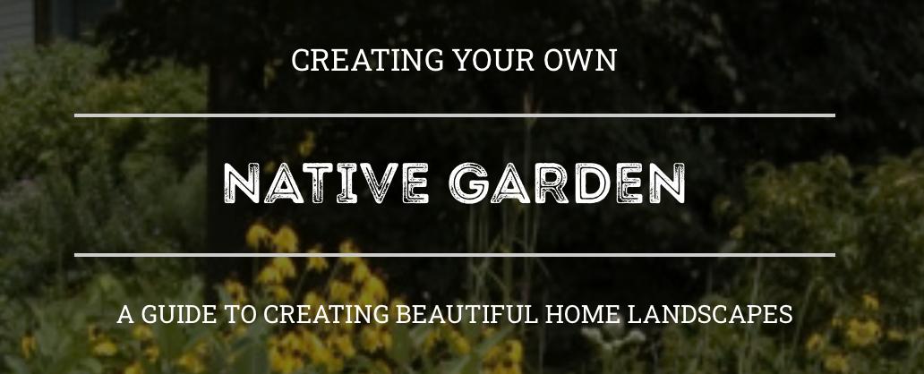 Wild Ones New Native Garden Designs