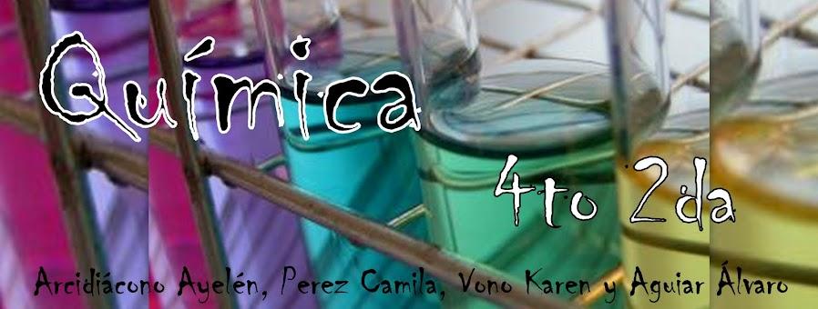 Química 4to 2da