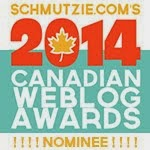 2014 Weblog Awards Nominee