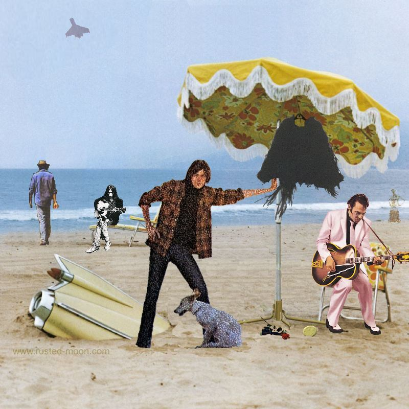 Neil Young - On Ten Beach