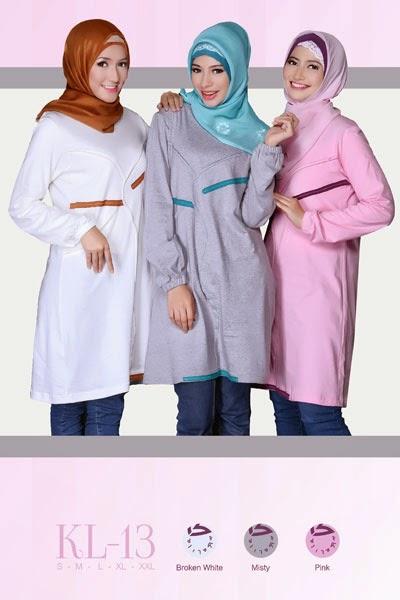 Atasan Kaos Muslim Terbaru