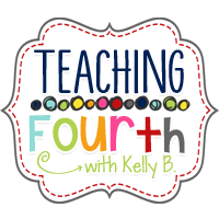 Teaching Fourth with Kelly B.