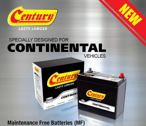 New Century Continental