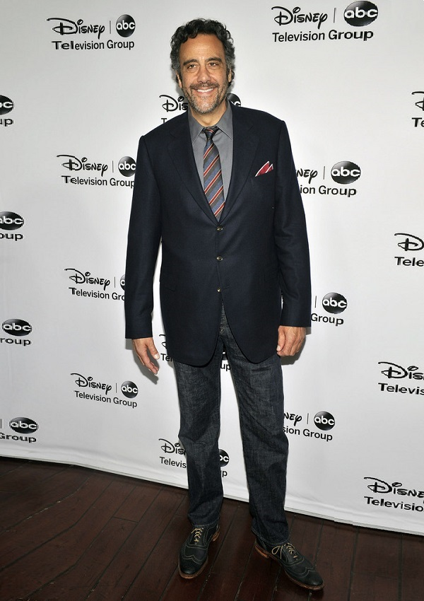 brad garrett height and weight